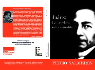 Pedro Salmerón, Juárez, la rebelión interminable, Para Leer en Libertad