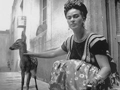 Photograph of Frida Kahlo