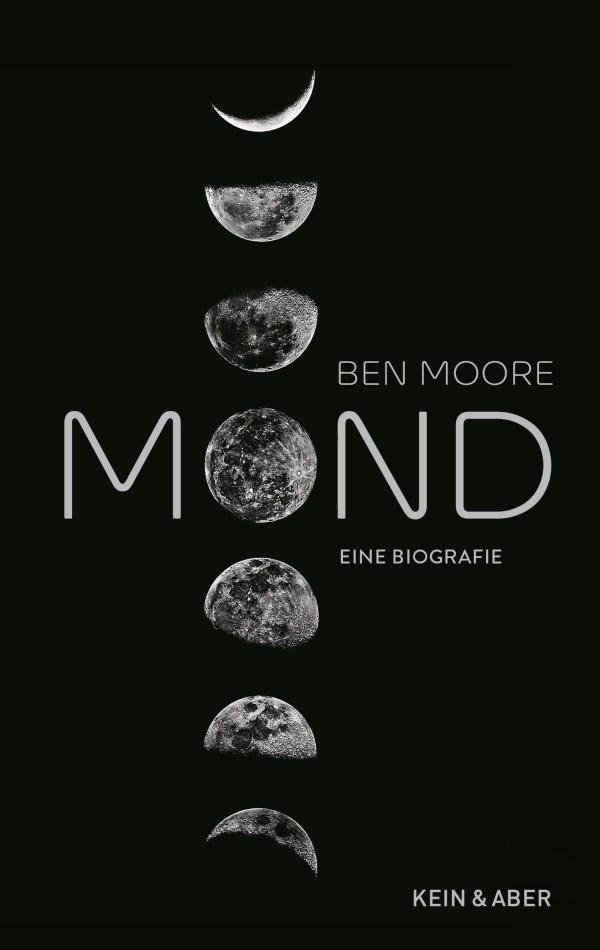 Buchcover, Mondphasen
