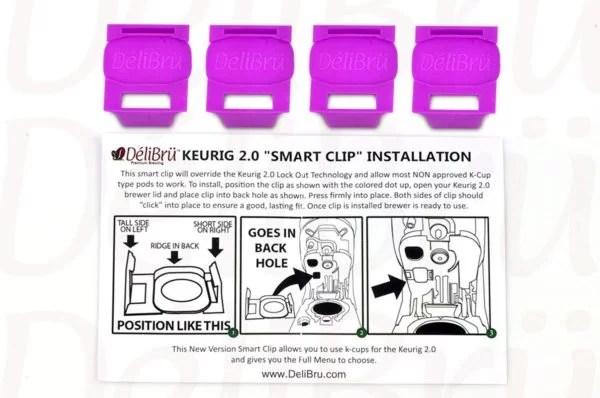 Freedom Clip, Keurig Clip, K-Clip