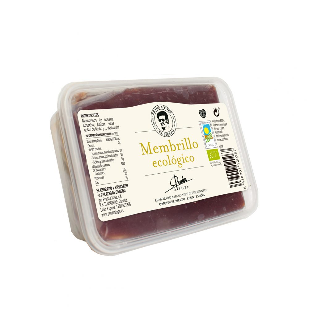 Membrillo ecologico