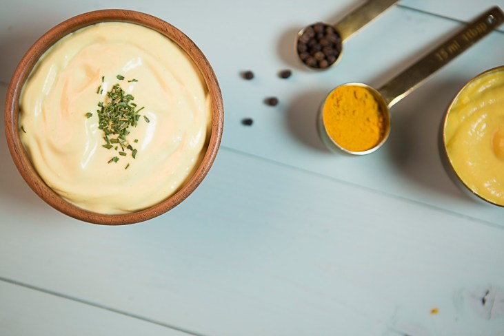 Μουσταρδομαγιονέζα NEA - Mustard Sauce