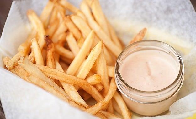 fry sauce delicargo