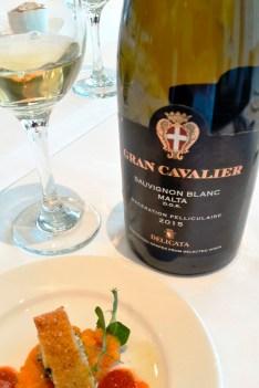 Delicata Gran Cavalier Sauvignon Blanc