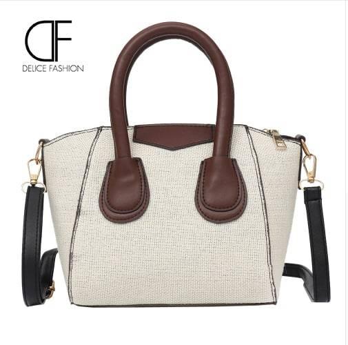 """""""Vintage Designer"""" sac à main – Marron"""