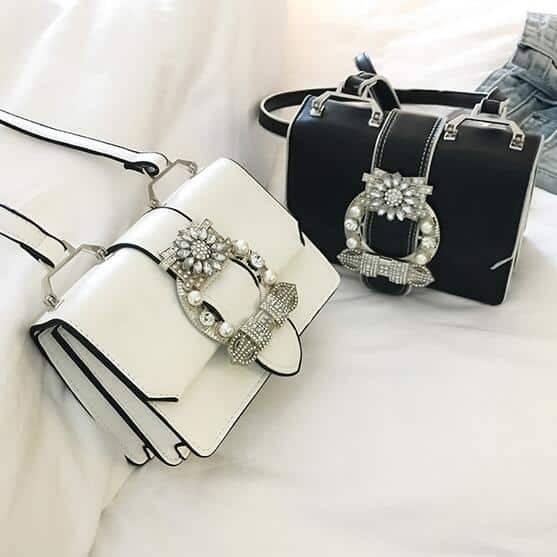 Sac Fashion Designer Diamand Elégant et de haute qualité 3
