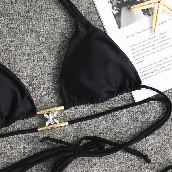 Bikini diamant maillot de bain