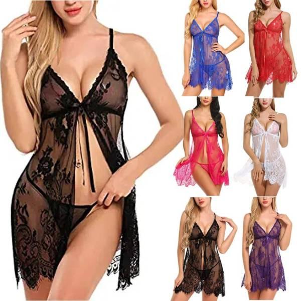 Nuisette Vêtement de nuit Sexy