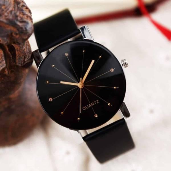 Montre Design de luxe bracelet en cuir