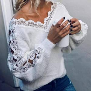 Pull Hiver femmes chandails tricotés