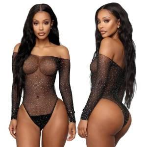 Body Sexy Lingerie résille