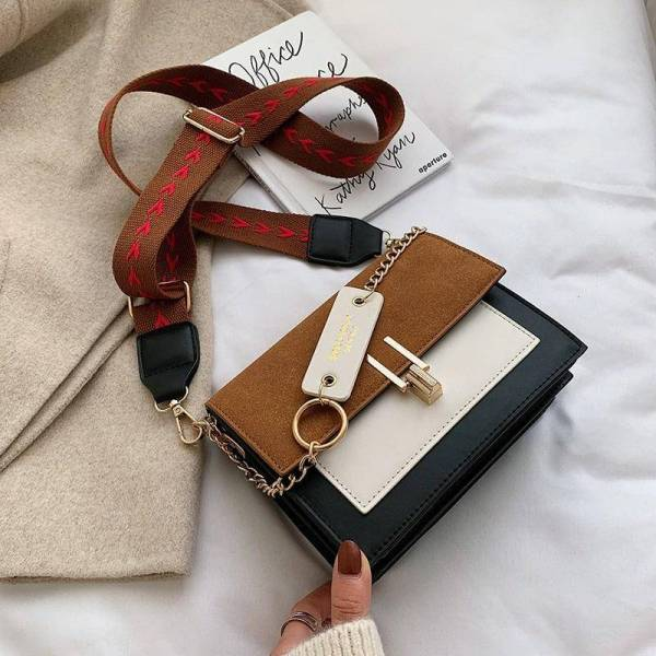 Simple Mini Shoulder Bag for Women