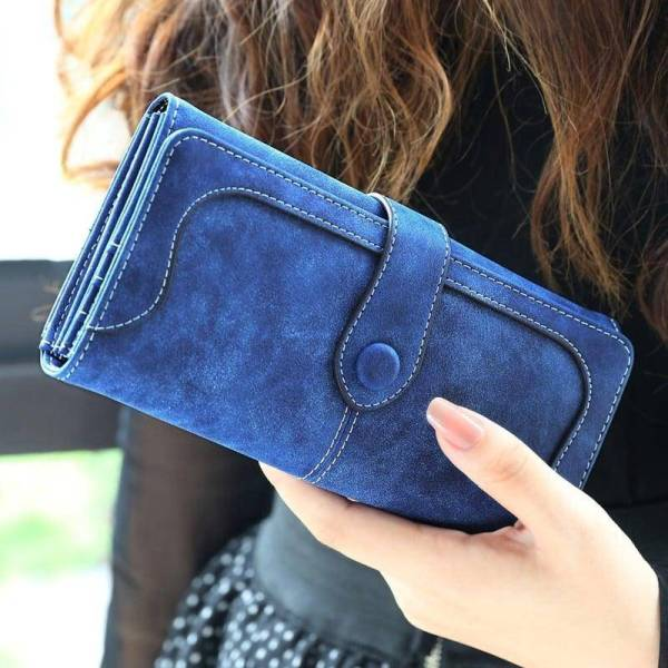 Women's Large Capacity Long Wallet
