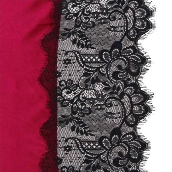 Nuisette Kimono pour femmes en Satin de soie