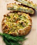gg and cheese galette