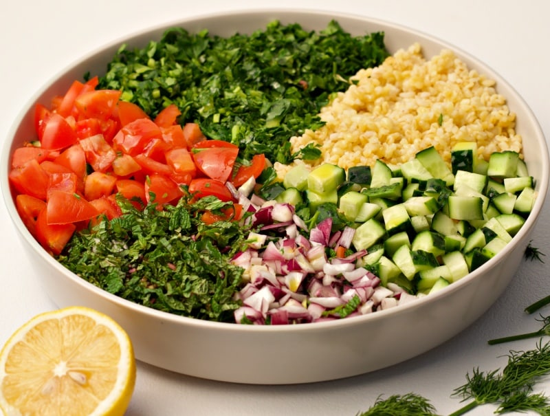 best tabbouleh salad recipe