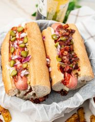 Best Scrumptious Hot-Dogs