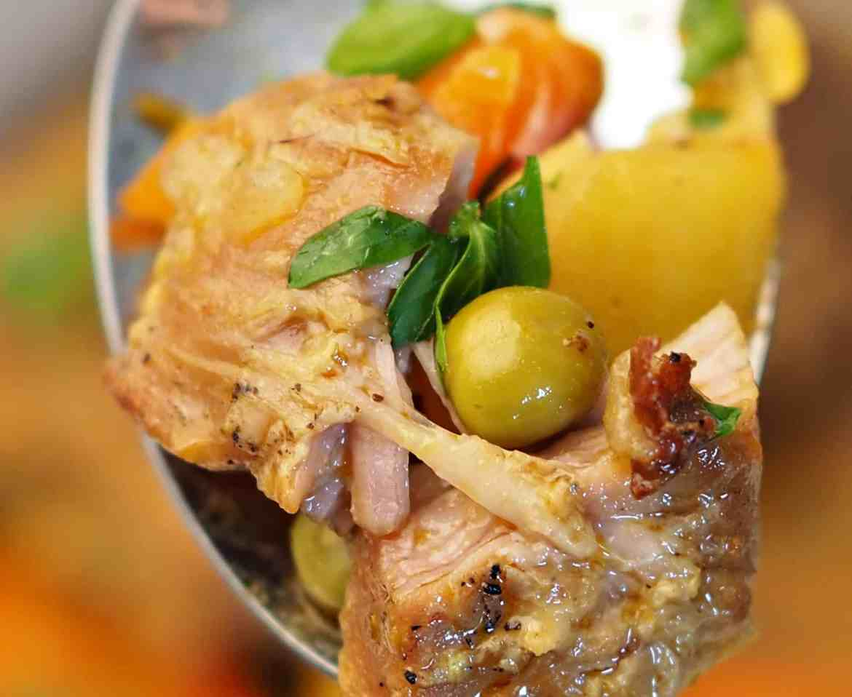 instant pot veal stew
