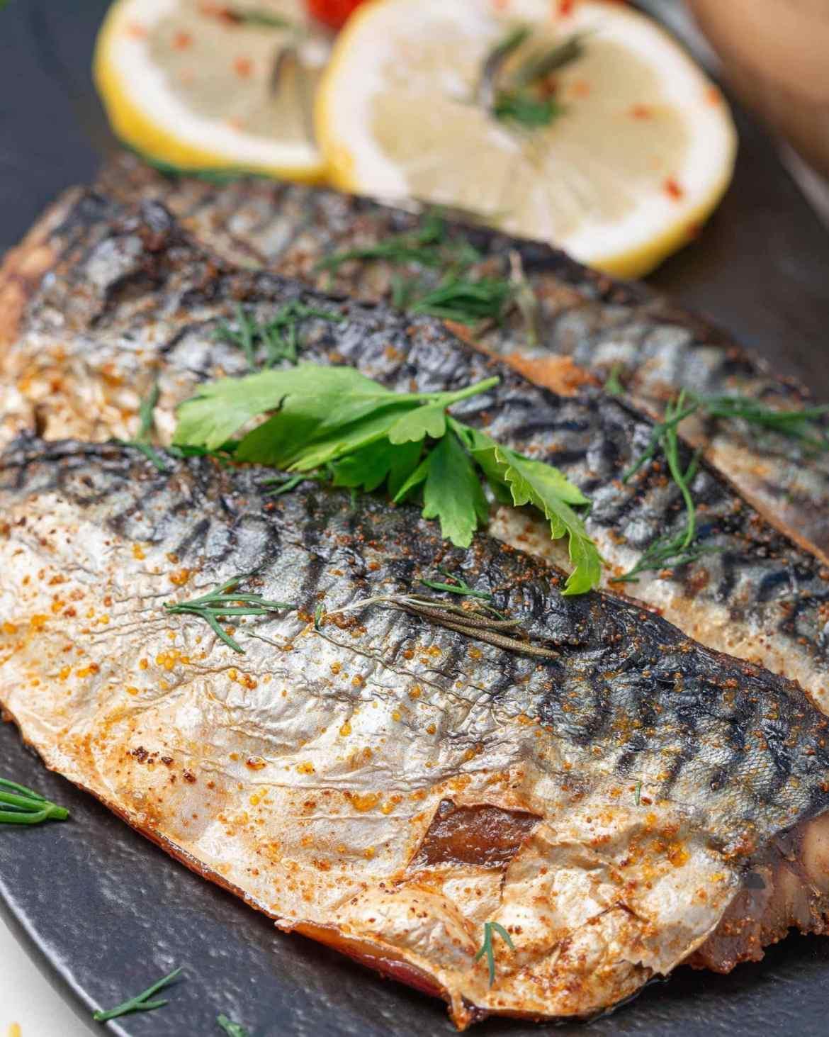 best baked mackerel recipe