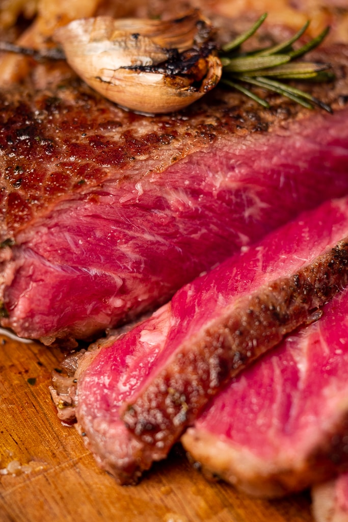 Tender and Juicy Marbled Beef Meat