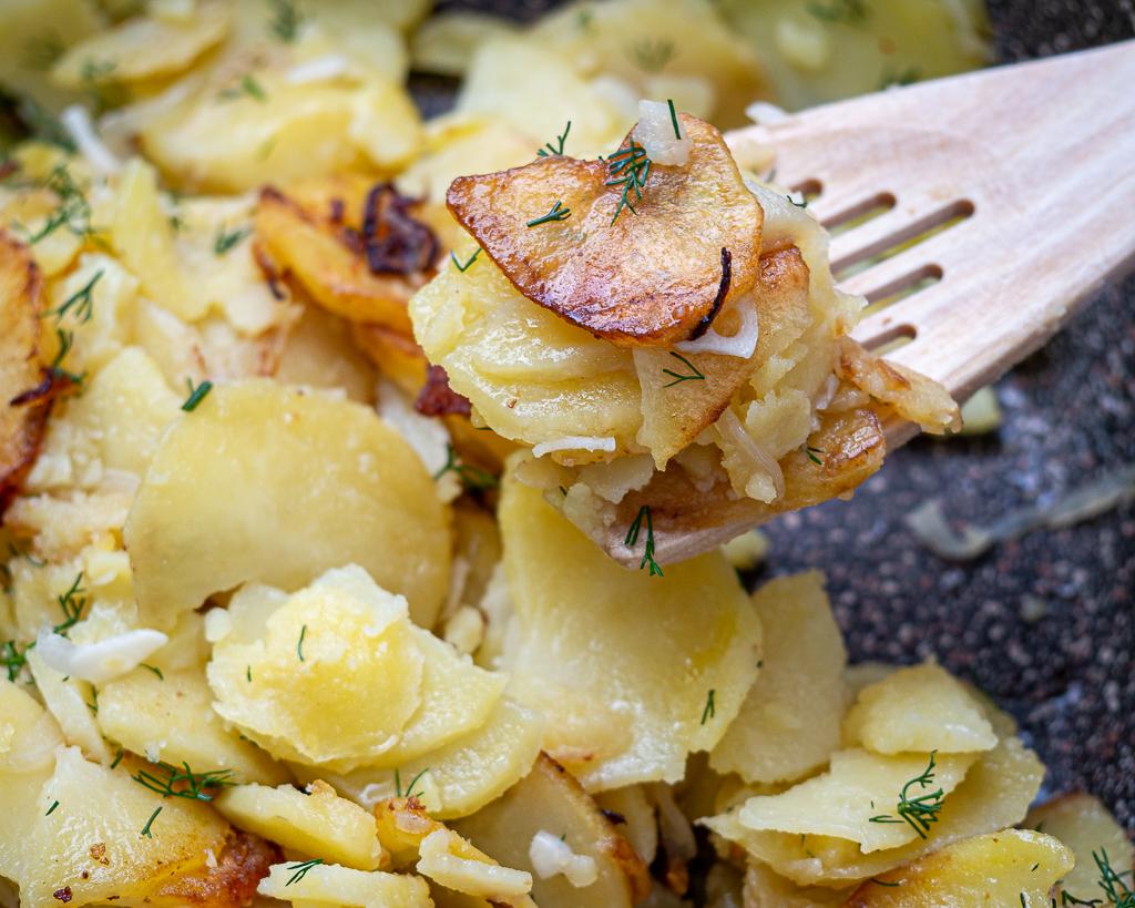How to Pan Fry Potatoes?