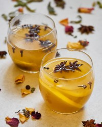 Spicy Mulled White Wine