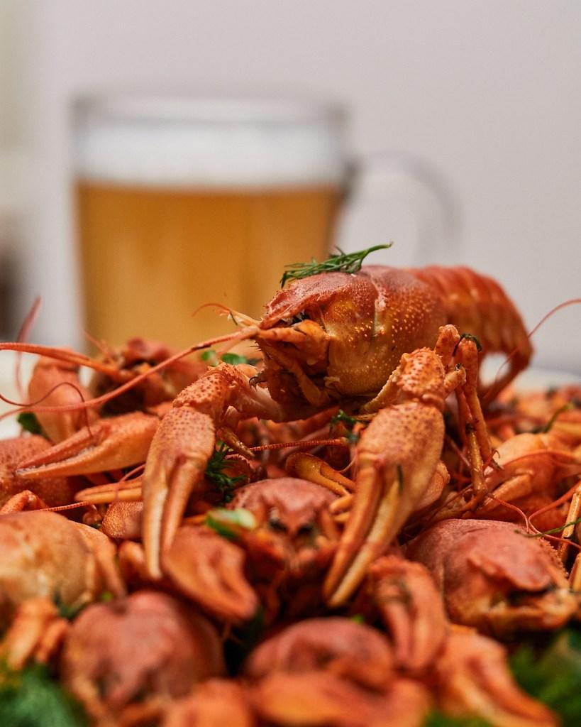 crawfish recipe