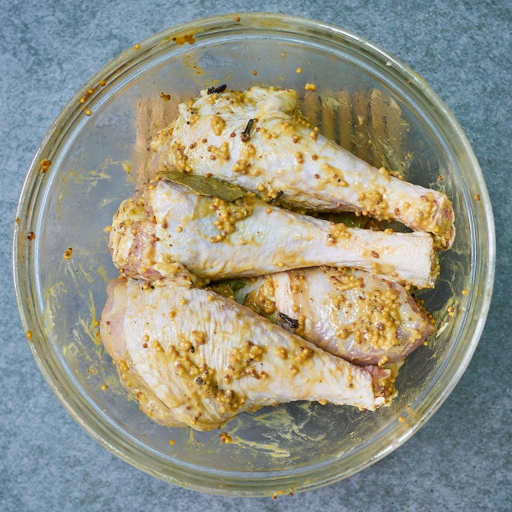 Roasted Turkey Legs