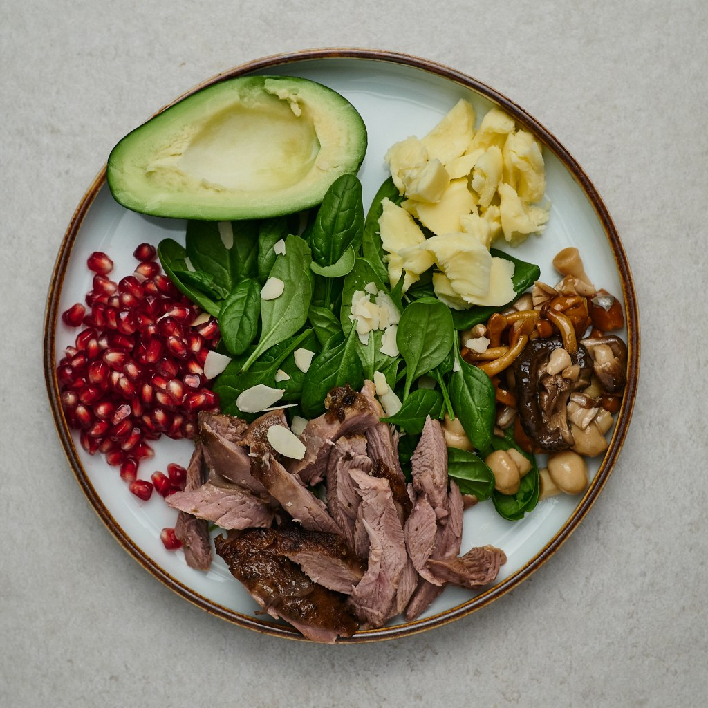 Healthy Turkey Salad