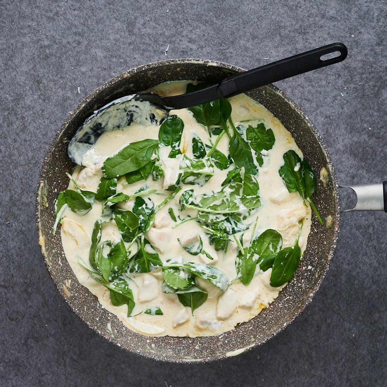 how to make lemon chicken sauce