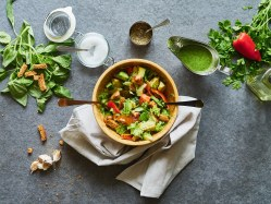 Healthy and Delicious Antipasto Italian Salad