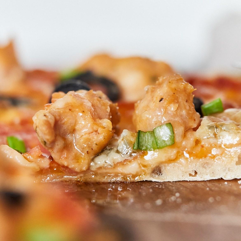italian sausage pizza recide