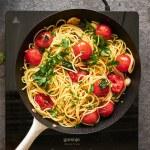 Flavourful Roasted Tomato Spaghetti