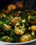 Buttered Dill Potatoes