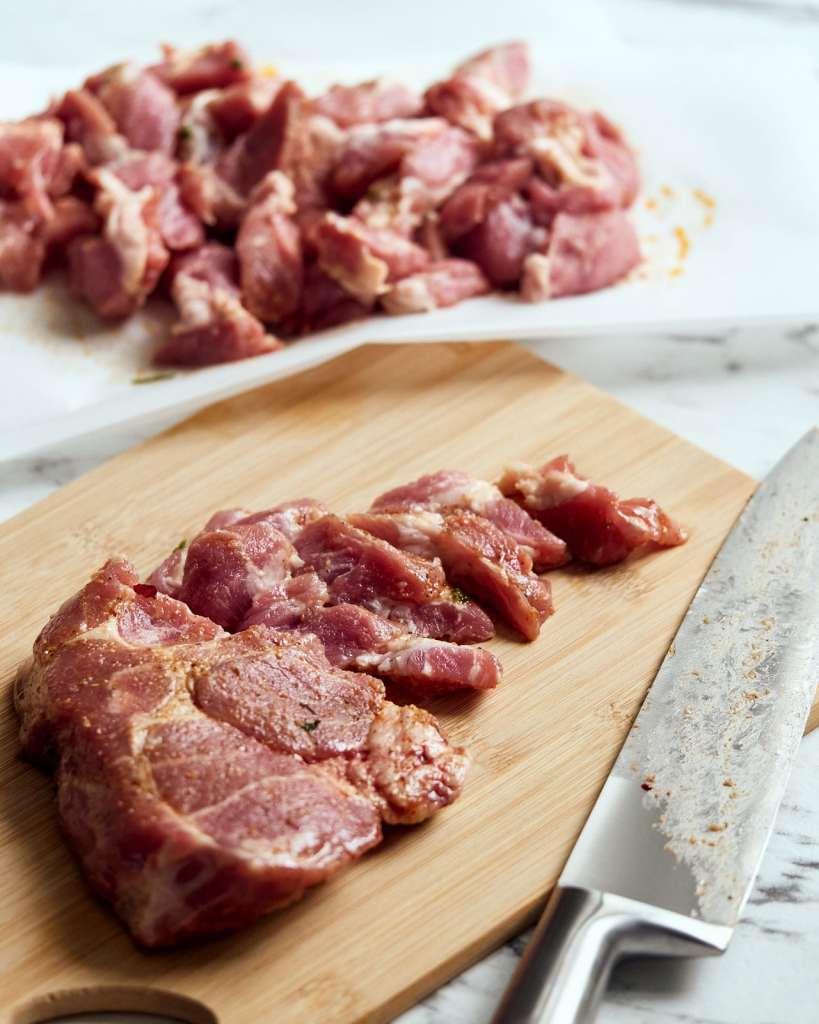 Juicy Steak Bites in Garlic Butter