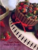 Sweet Cake Fraise & Chocolat