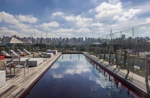 5 hotéis pra curtir em São Paulo