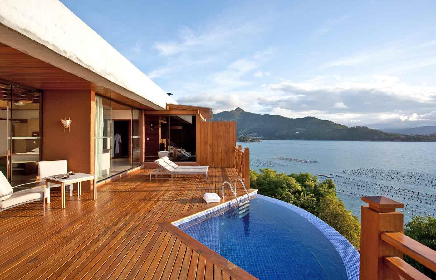 5 resorts no Brasil perfeitos para casais