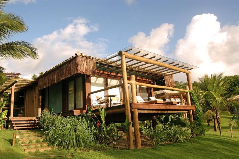 5 resorts no Brasil perfeitos para casais: Txai resort, em Itacare, na Bahia