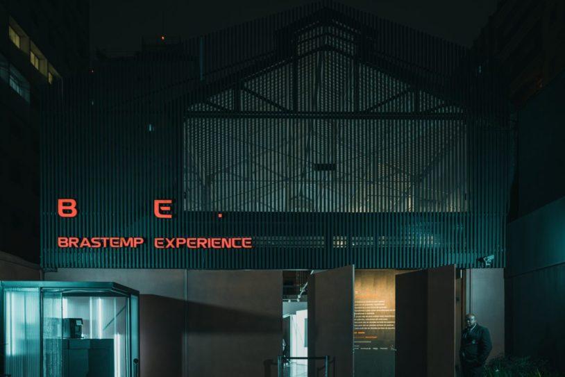 Fachada do Brastemp Experience em Sao Paulo
