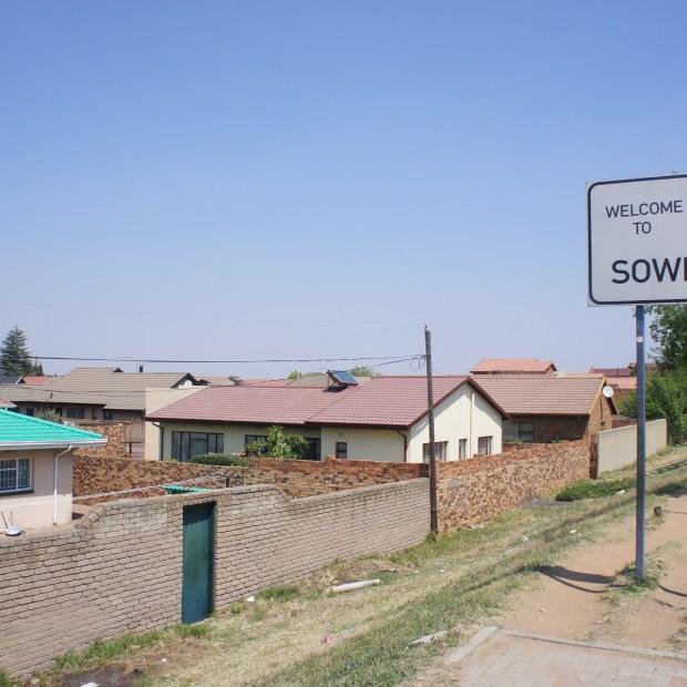 Série África do Sul: Johannesburgo