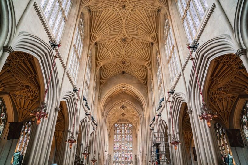 O que fazer em Bath, na Inglaterra: Bath Abbey