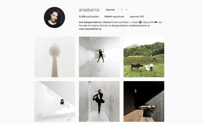 Mulheres pra seguir no Instagram: Ana Barros
