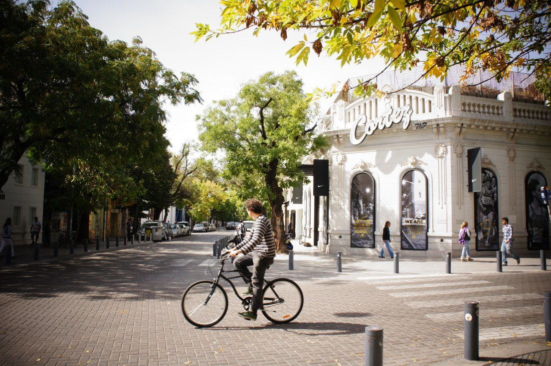 O bairro descolado de Buenos Aires