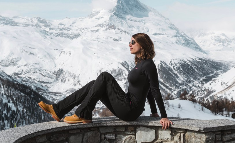 Blusa térmica é essencial em viagens de frio