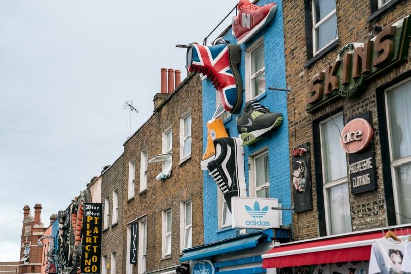 Dicas de viagem em Londres: Camden Town e suas lojas alternativas