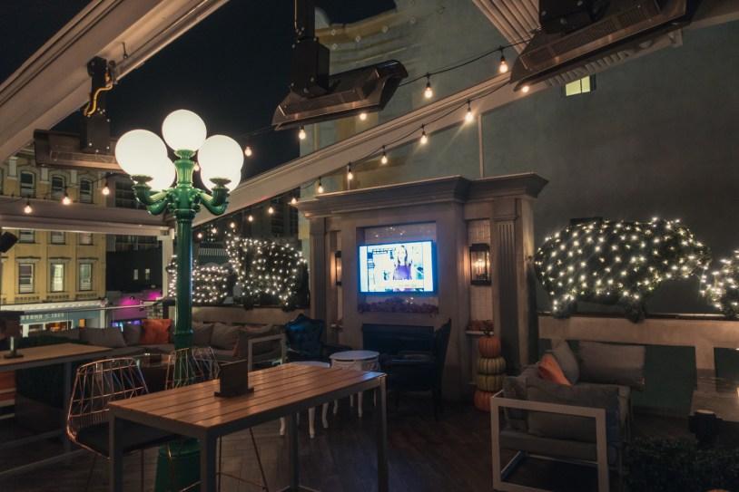 Rustic Root, restaurante no Gaslamp Quarter em San Diego