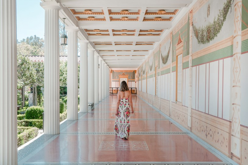 Getty Villa, museu em Malibu, California
