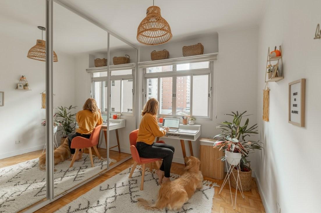 5 dicas para trabalhar de casa sem perder o foco