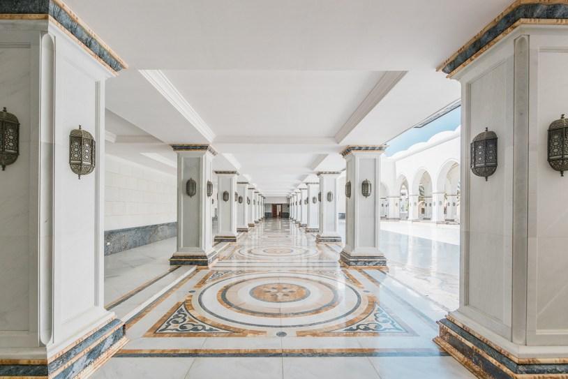 Mesquita na KAUST, universidade internacional na Arábia Saudita